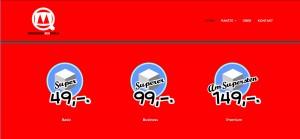 webdesign-seo.koeln - Webseiten Pakete zum monatlichen Festpreis