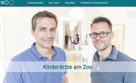 Kinderärzte am Zoo Startseite