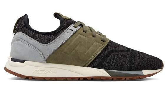 New Balance Retro Sneaker MRL 247 LG Luxe Knit