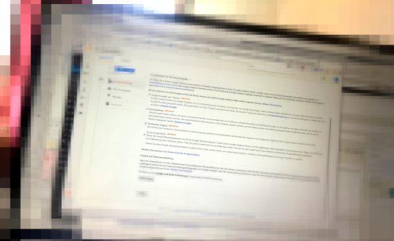 dsgvo konforme auftragsdatenverarbeitung bei google analytics