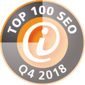 Top 100 SEO Agentur - Branchenindex iBusiness / BVDW / XOVI - Siegel