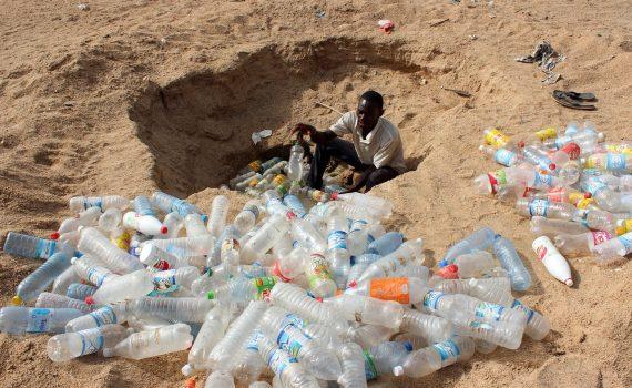 Wenig Fortschritte bei der Vermeidung von Plastikmüll - Die UN Umweltkonferenz 2019 in Nairobi