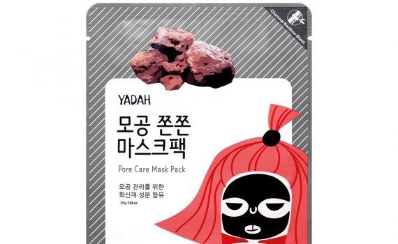 YADAh Koreanisch Kosmetik - Red Hair Mask Pack-