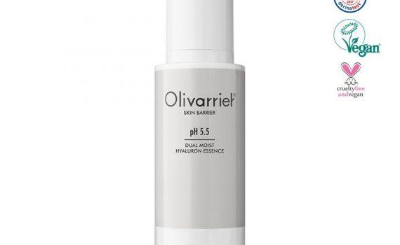 olivarrier - dual moist hyaluron essence - vegane koreanische kosmetik