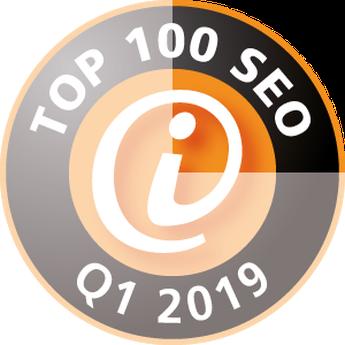 top 100 SEO Agenturen Deutschland Q1 2019 von iBbusiness mit da Agency 50674 koeln