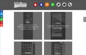 wahl o mat verboten - große auswahl an gerichten getraenken snacks suessigkeiten kaffee am automaten