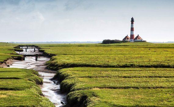 Pfingsten nach St. Peter-Ording - Last Minute Strandurlaub an der Nordsee