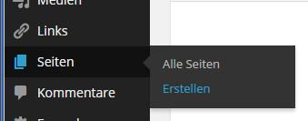 dashboard-menue-seiten-neue-seite-erstellen